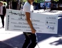 Digital Transfer Giveaway video